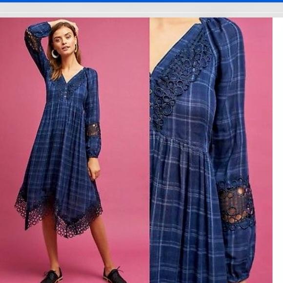 Anthropologie Dresses & Skirts - Anthropolgie Hank Panky Kerchief Dress
